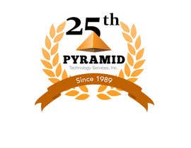 #62 for Design a Logo for businesses 25 Anniversarry by dipakart