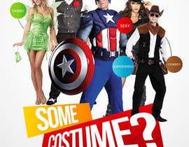 nº 3 pour Design a Flyer for Fancy Dress Business par rimskik
