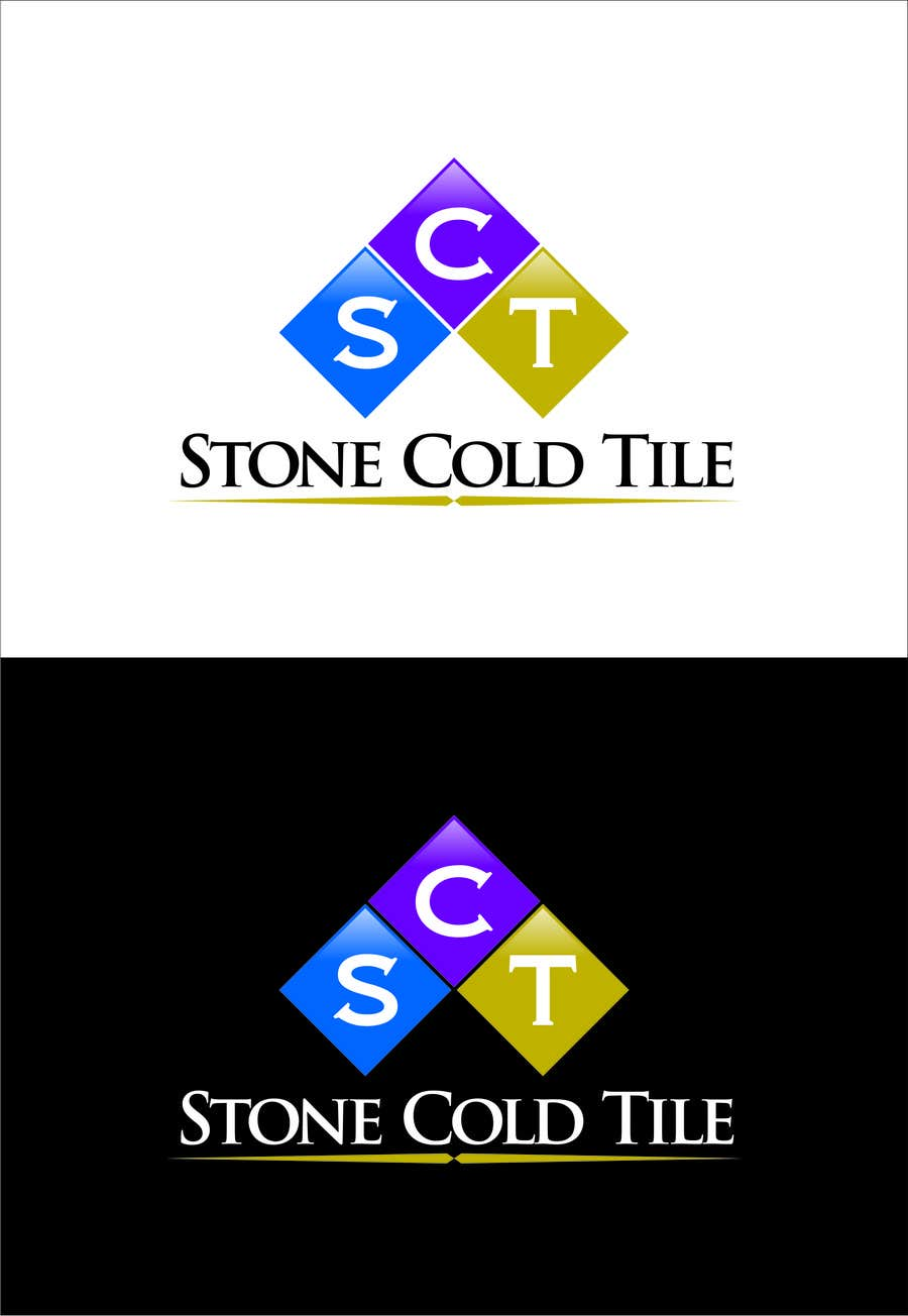 #123 for Design a Logo for Stone Cold Tile by abd786vw