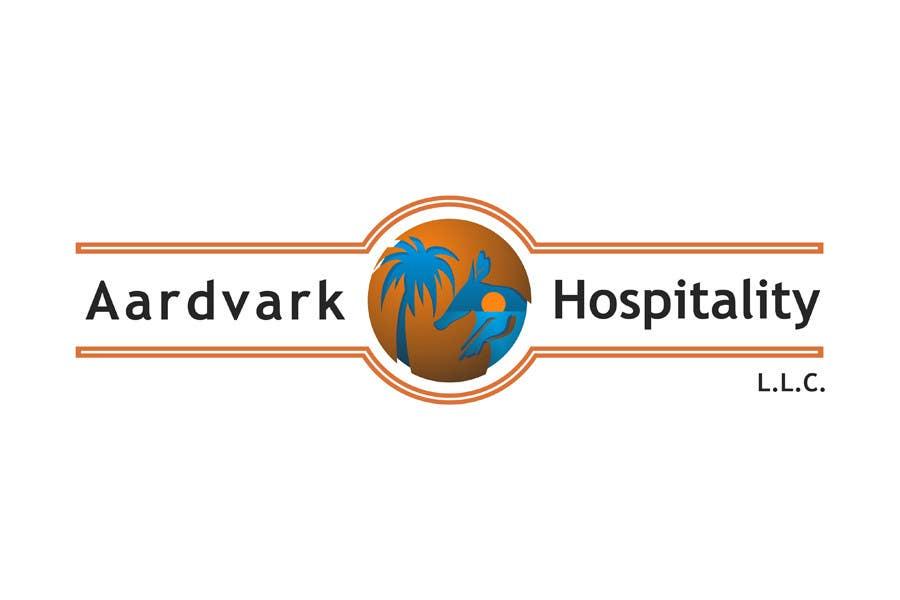 Konkurrenceindlæg #169 for Logo Design for Aardvark Hospitality L.L.C.
