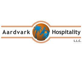 #169 for Logo Design for Aardvark Hospitality L.L.C. af dimitarstoykov