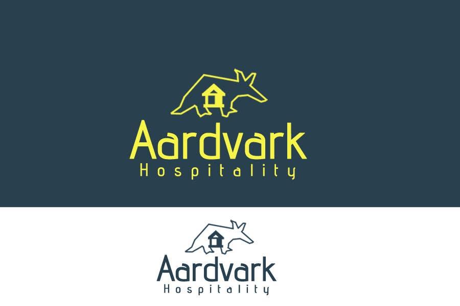Konkurrenceindlæg #43 for Logo Design for Aardvark Hospitality L.L.C.
