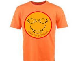 Nro 10 kilpailuun T-shirt design for end of year school käyttäjältä chandraminna
