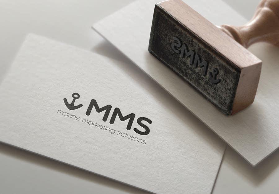 Kilpailutyö #26 kilpailussa Design a Logo for Marine Marketing Company