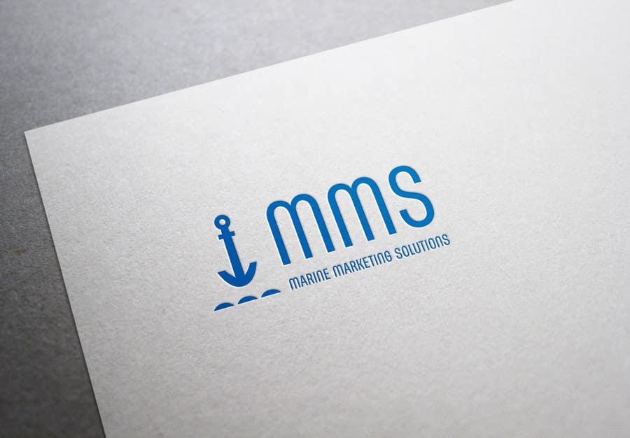 Kilpailutyö #46 kilpailussa Design a Logo for Marine Marketing Company
