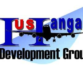 #54 untuk Design a Logo for     U.S. Hangar Development Group oleh Sebi71