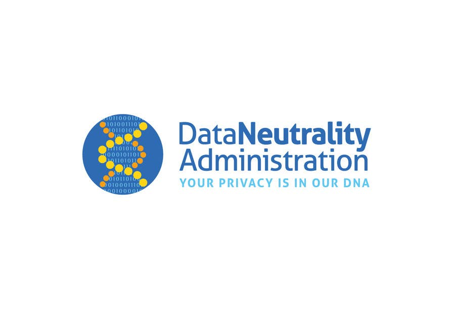 #126 for Logo design for Data Neutrality Administration by AnaKostovic27