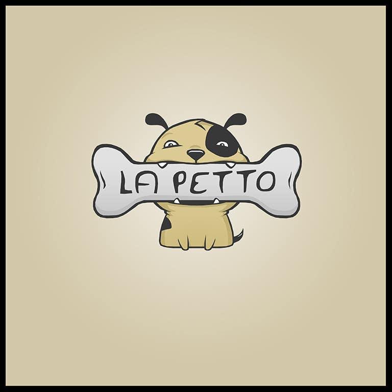 #75 for LOGO: vintage italian style: luxury doggy hotel by abdolilustrador