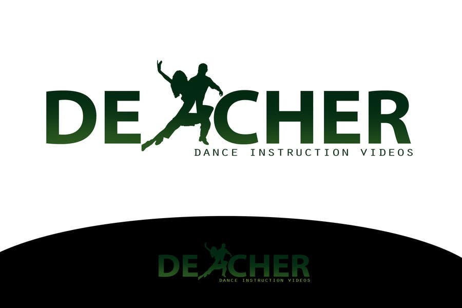 #26 for Design a logo for a dance instruction platform (Deacher) by rogeliobello