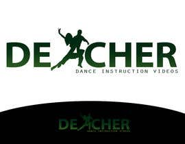 #26 cho Design a logo for a dance instruction platform (Deacher) bởi rogeliobello