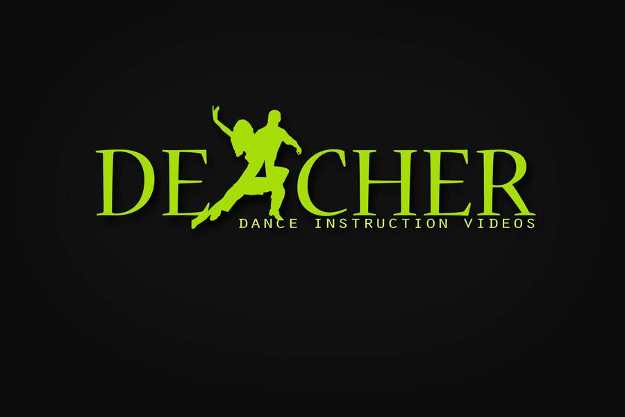 #39 for Design a logo for a dance instruction platform (Deacher) by rogeliobello