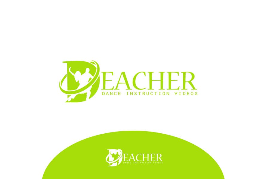 #45 for Design a logo for a dance instruction platform (Deacher) by rogeliobello