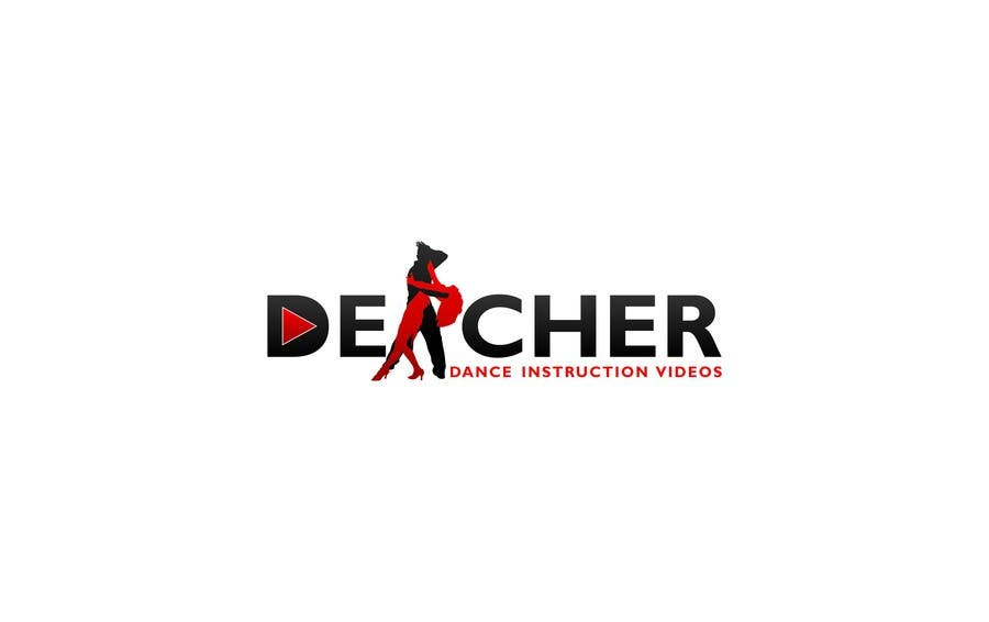 #56 for Design a logo for a dance instruction platform (Deacher) by trying2w