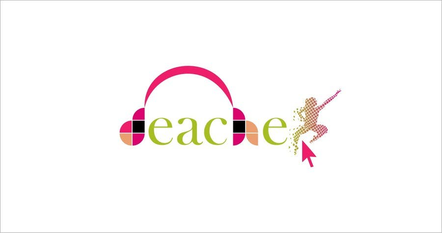 #22 for Design a logo for a dance instruction platform (Deacher) by kasif20