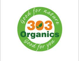 #29 for Design a Logo for 303 organics af adstyling