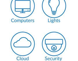 Nro 4 kilpailuun Design some Icons käyttäjältä jessebauman