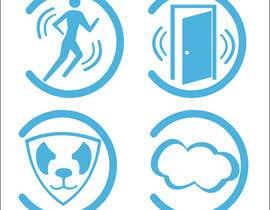 Nro 2 kilpailuun Design some Icons käyttäjältä anthonymendoza91