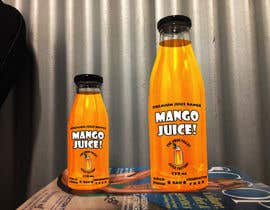 nº 58 pour Design a Label for Juice Bottle par SaranyaKrish
