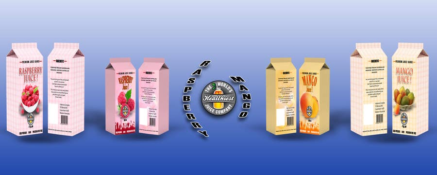 #25 for Design a Label for Juice Bottle by akritidas21