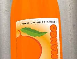Nro 60 kilpailuun Design a Label for Juice Bottle käyttäjältä bllgraphics