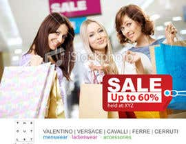 #22 pentru Banner Ad Design for The Outlet Fashion Company de către melsdqueen