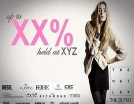 #52 pentru Banner Ad Design for The Outlet Fashion Company de către gnses