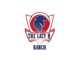 #16 for Design a logo for the Lazy H Ranch by logofuturistic
