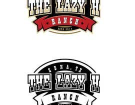 #3 for Design a logo for the Lazy H Ranch by roman230005