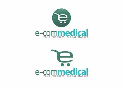 #38 for Design a Logo for Ecommedical by eltorozzz