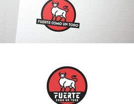 Nro 127 kilpailuun Design a bull Logo käyttäjältä sagi1992