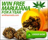 Entry # 27 for Design a Banner for Medical Marijuana website by
