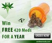 Contest Entry #16 for Design a Banner for Medical Marijuana website
