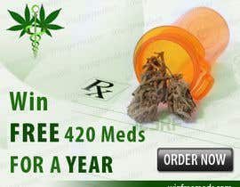 amitroy777 tarafından Design a Banner for Medical Marijuana website için no 16