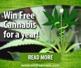 Contest Entry #28 for Design a Banner for Medical Marijuana website