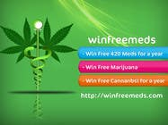 Contest Entry #33 for Design a Banner for Medical Marijuana website