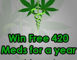 #4 for Design a Banner for Medical Marijuana website af Anastasiya666