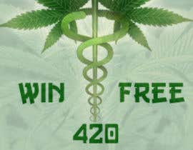 #8 for Design a Banner for Medical Marijuana website af belimbor