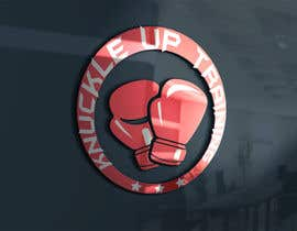 Nro 6 kilpailuun Knuckle Up Training Needs a new logo!! käyttäjältä javvadveerani