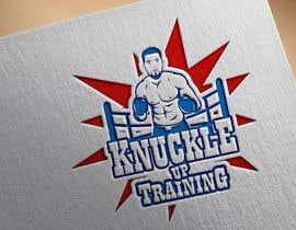Nro 11 kilpailuun Knuckle Up Training Needs a new logo!! käyttäjältä ELDJ7