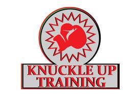 Nro 22 kilpailuun Knuckle Up Training Needs a new logo!! käyttäjältä semabanjum
