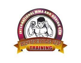 Nro 3 kilpailuun Knuckle Up Training Needs a new logo!! käyttäjältä Ayju066