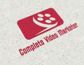 nº 29 pour Design a Logo for Complete Video Marketer par adrian1990