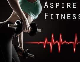 Nro 4 kilpailuun Aspire fitness poster design käyttäjältä GraceYip