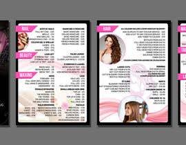 Nro 14 kilpailuun Design a price list käyttäjältä joengn