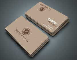 Nro 84 kilpailuun Business Card Design käyttäjältä Kamrunnaher20