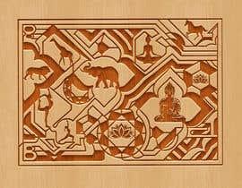 MrTun2653 tarafından Graphic Design for Laser Engraving için no 48