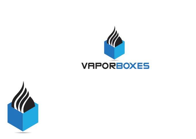 Konkurrenceindlæg #39 for Design a Logo for VaporBoxes
