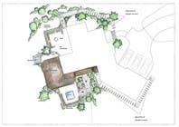 Bài tham dự #8 về Concept Design cho cuộc thi Hardscape Design - New Home Construction - Sketches Only