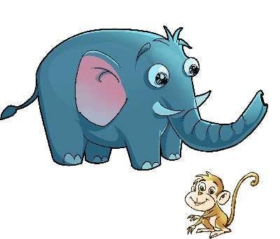 #24 for Illustrate Something for a children's book by egyptiandesigner