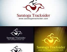 #86 for Design a Logo for Saratoga Tracksider af mjuliakbar